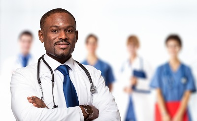 Picture of a physician